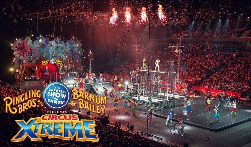 Circus Cleveland Ohio coupon code
