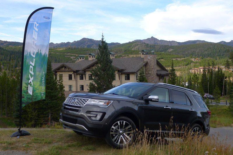 #exploremore Ford Explorer Platinum