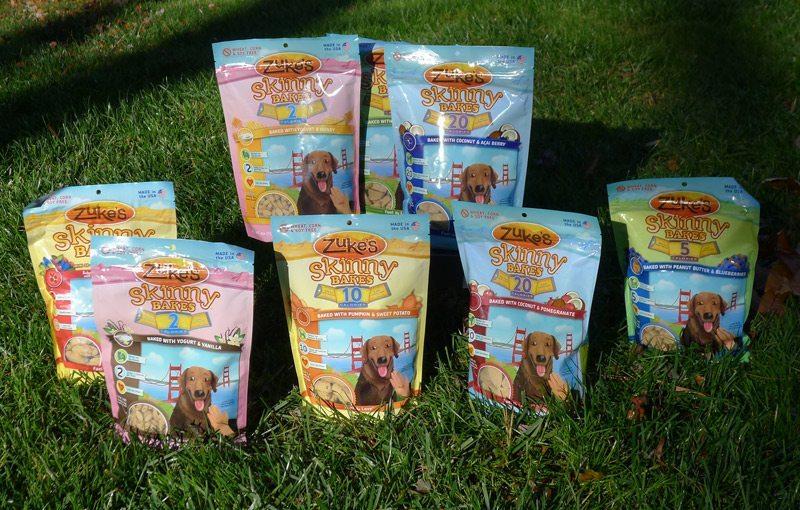 Zukes Natural Dog Treats