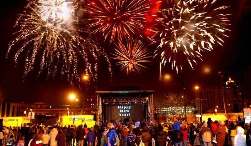 Akron First Night New Years Eve
