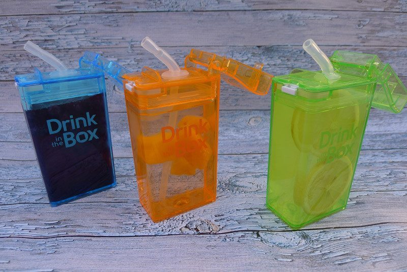 Drink in the Box Refillable Drink Box