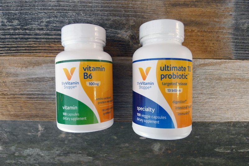 vitamin shoppe healthy you tips