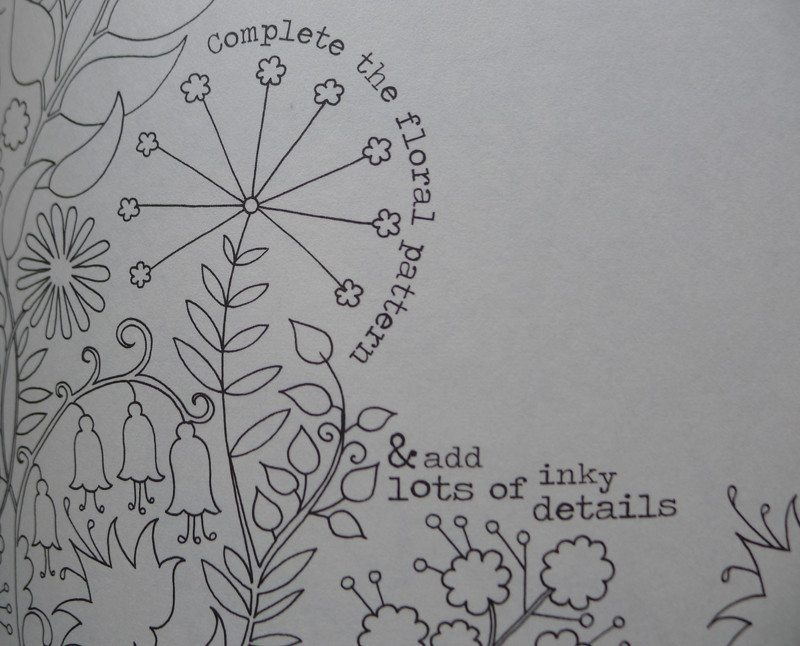 PAPYRUS adult coloring book