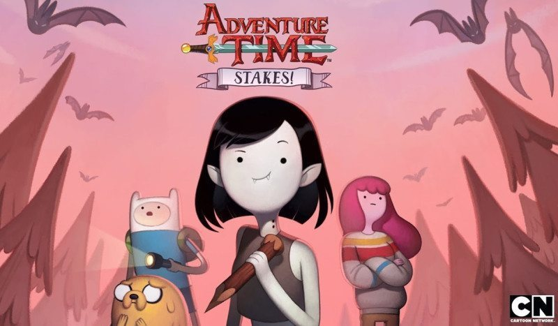Adventure Time Stakes!