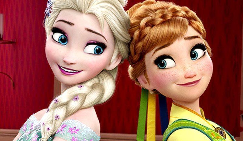 disney frozen on Disney Channel