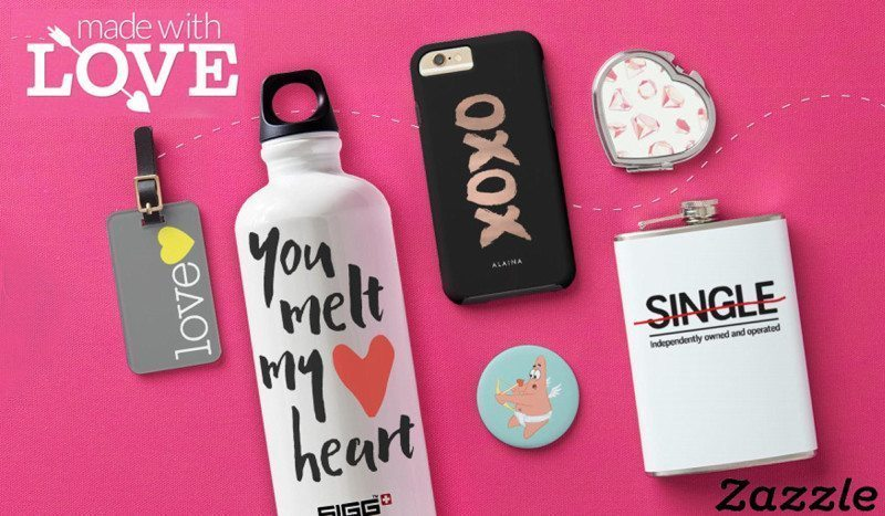 Romantic, Personalized Valentine's Day Gifts