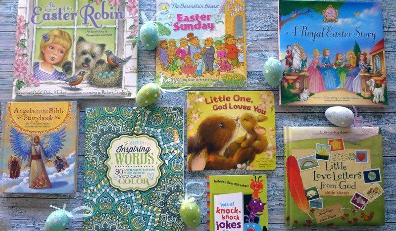 Christian books for Easter Baskets