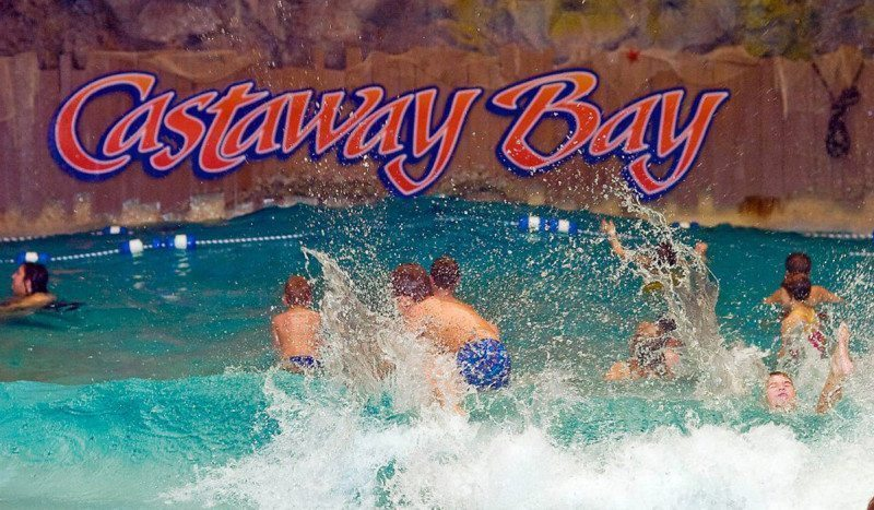 Castaway Bay waterpark review