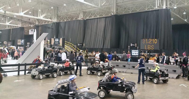 Camp Jeep Cleveland Auto Show