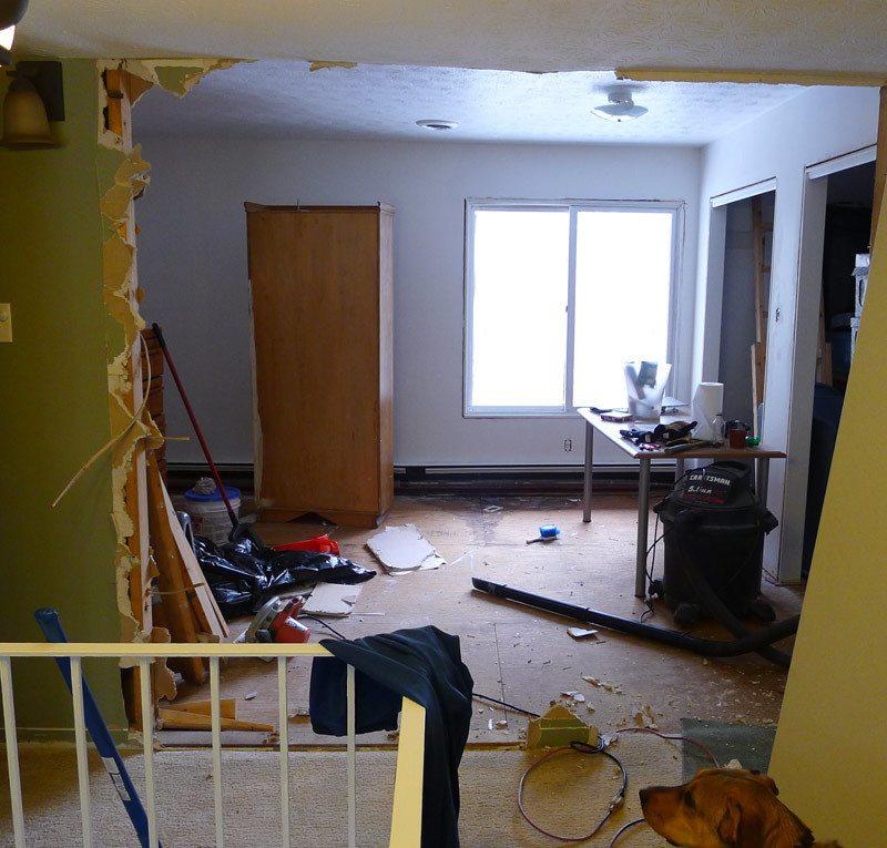 How to turn extra bedroom into bonus family room
