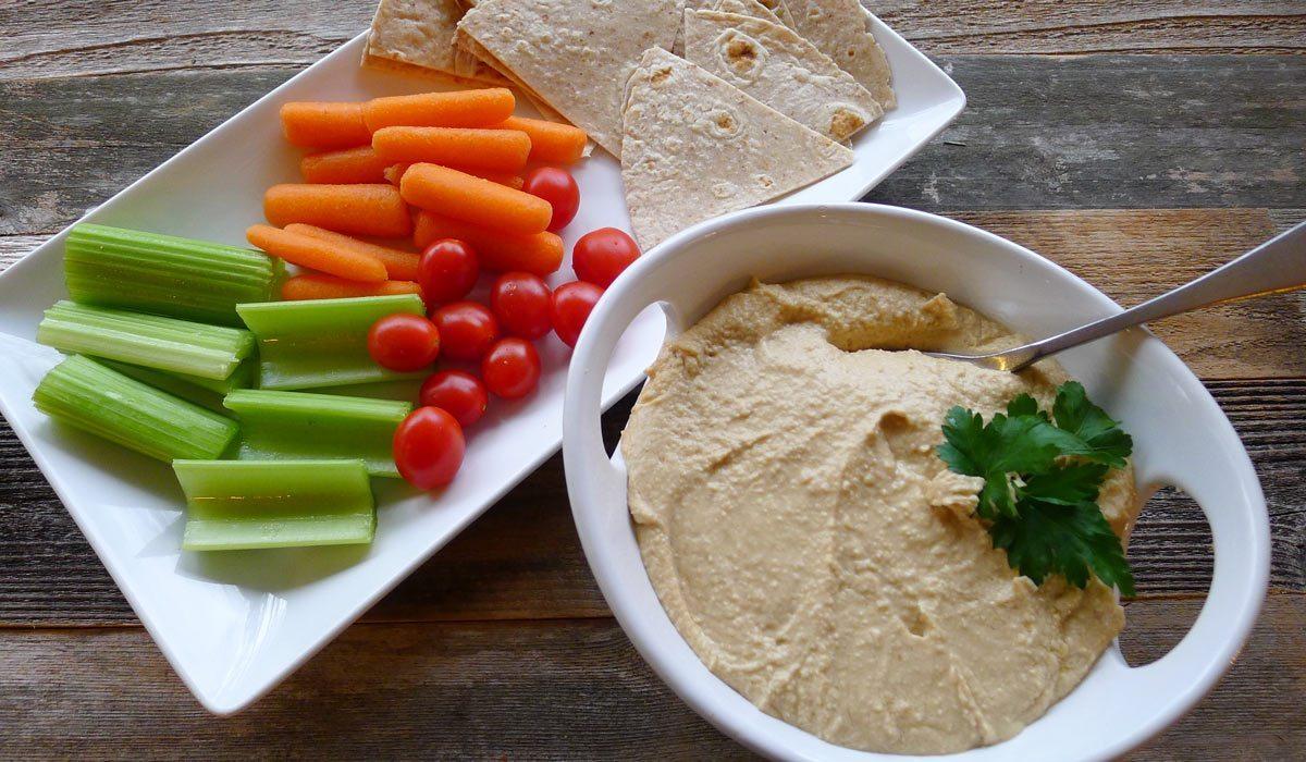 Peanut Butter Hummus Recipe
