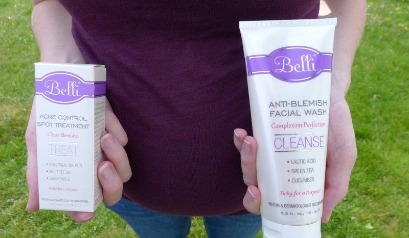 Safe Acne Skincare for Expectant Women