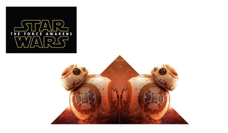 Star Wars the force awakens crafts