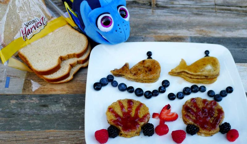 Finding Dory French Toast Recipe
