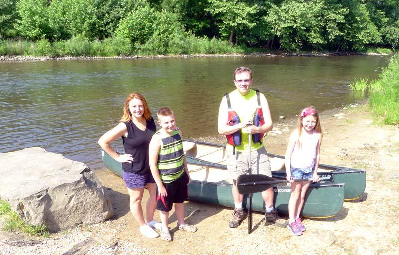 Crooked River Adventures Kent State at Munroe Falls Brust Park