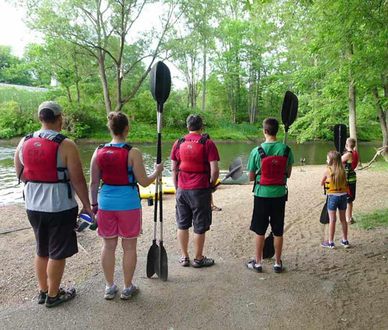 Crooked River Adventures Kent State Training