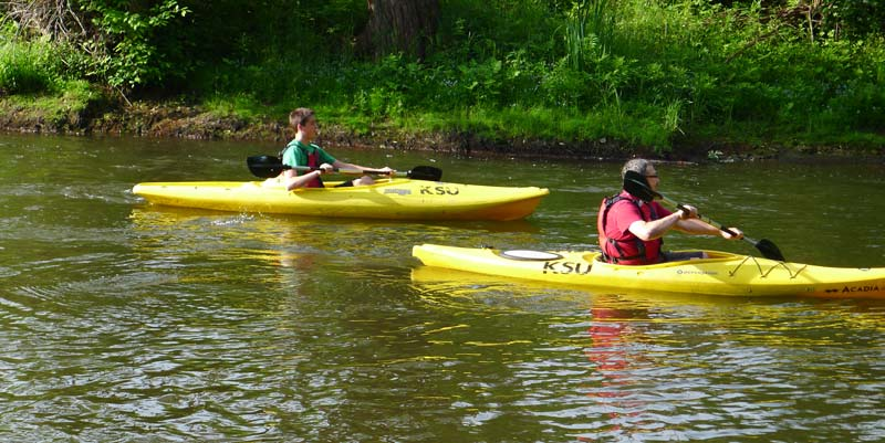 Crooked River Adventures Kent State Review