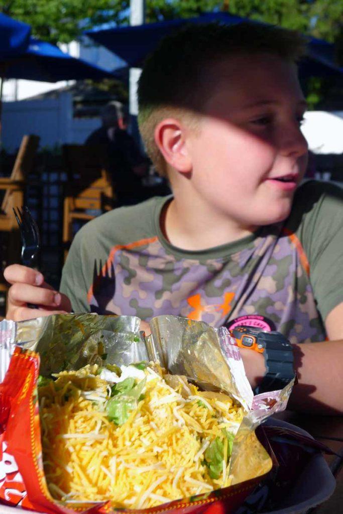 Big Man Burrito Put-in-Bay