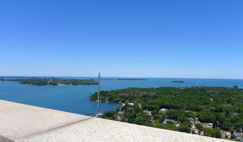 Perry's Monument Put-in-Bay