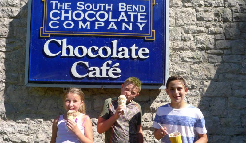 Chocolate Cafe Put-in-Bay Review