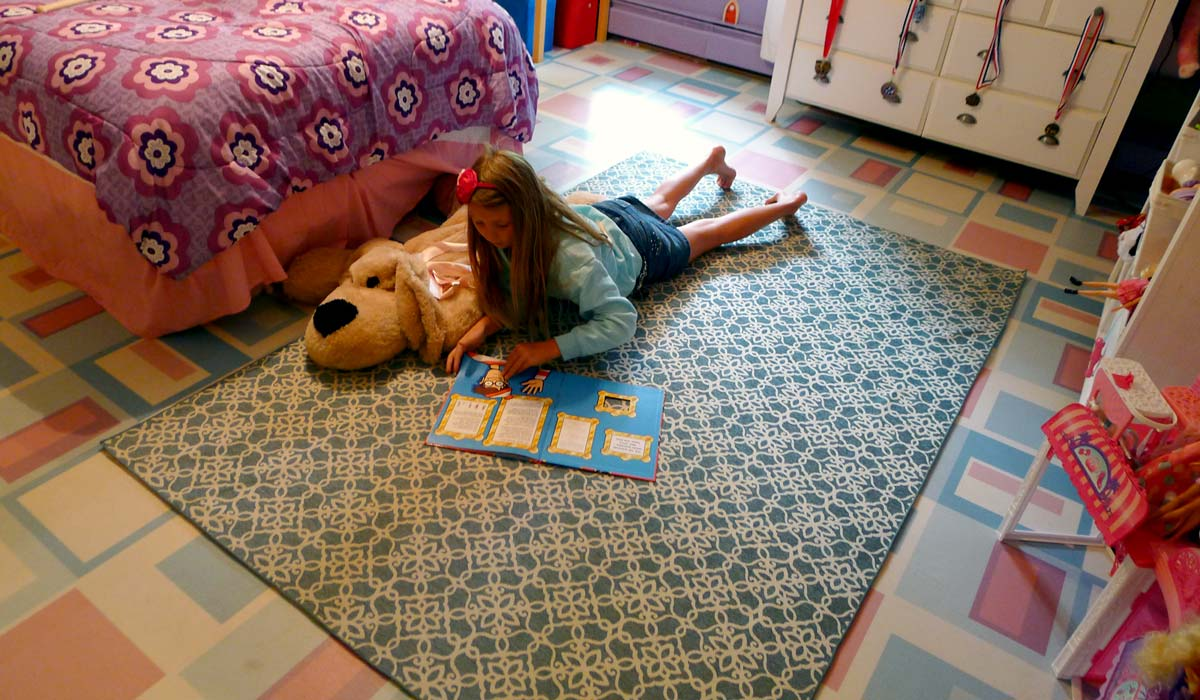 washable rug system Ruggable