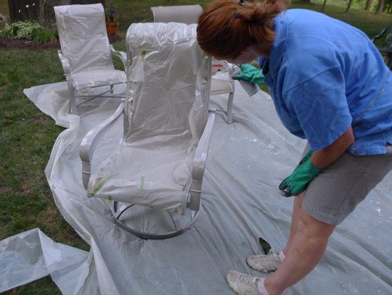 Rust-oleum spray paint review