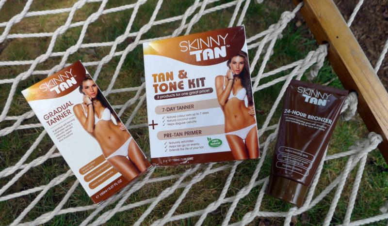 Skinny Tan Self Tanner Review