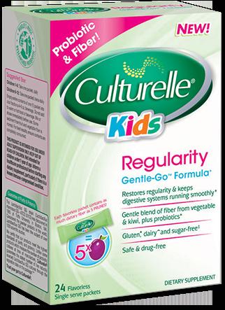 Culturelle® Kids Regularity Gentle-Go™