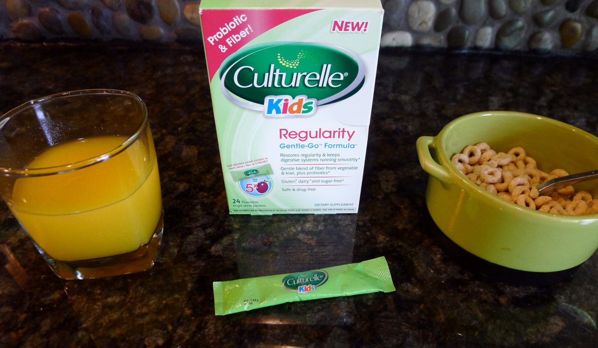 Culturelle Kids Regularity
