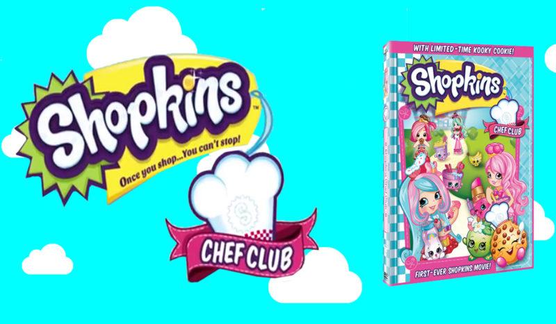 SHOPKINS CHEF CLUB MOVIE