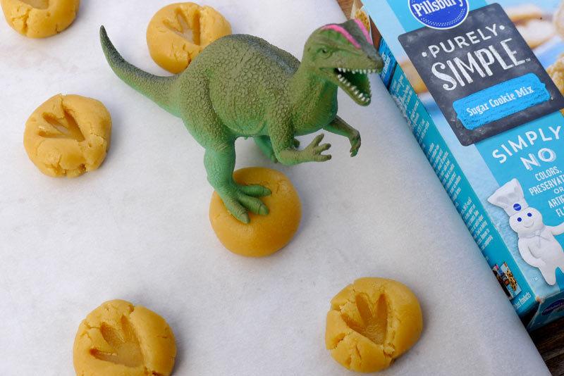 Pillsbury Pete's Dragon Cookies