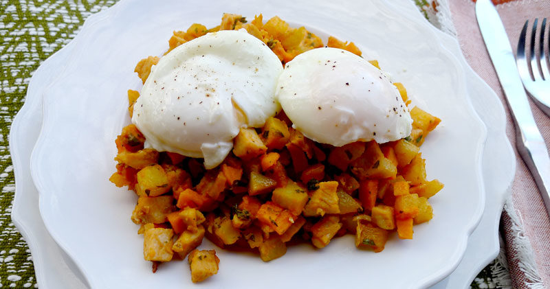 turkey-sweet-potato-hash-with-baked-eggs-2
