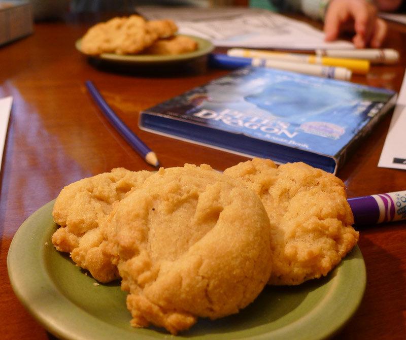 Pete's Dragon Cookies