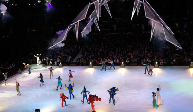 Disney on Ice Cleveland Review