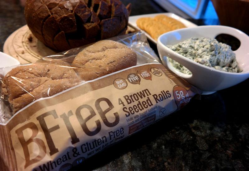 bfree soft gluten free breads