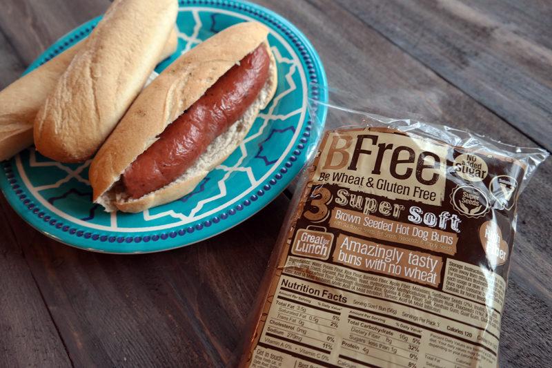 bee-free-hot-dog-buns