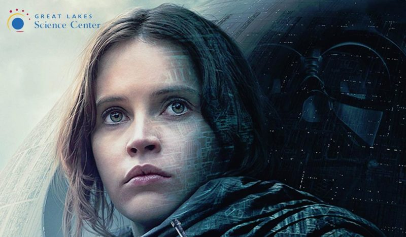 rogue one star wars at great lakes science center omnimax