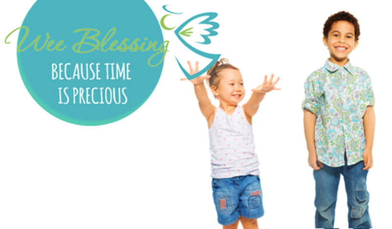 wee-blessing subscription clothing box