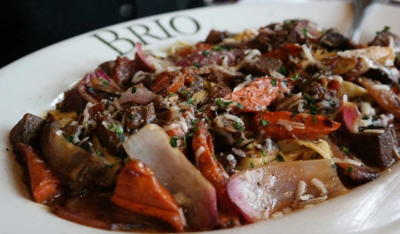 BRIO TUSCAN GRILLE Review