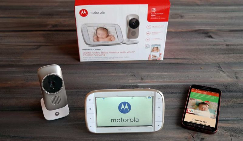 Motorola MBP845Connect review