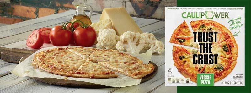 caulipower frozen pizza
