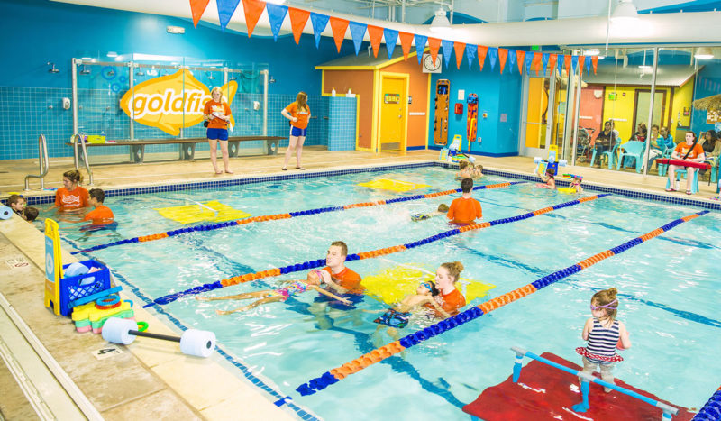 Golfish Swim School Hudson Ohio Swim Lessons
