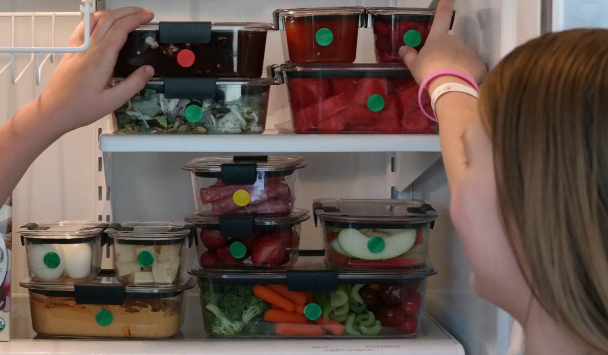 #LockInBrilliance Rubbermaid Brilliance Containers Review