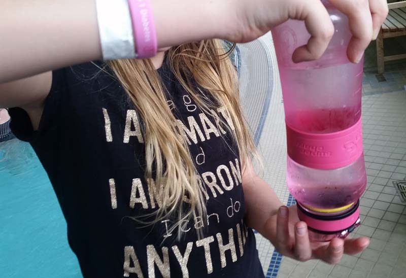 ION Water Bottle