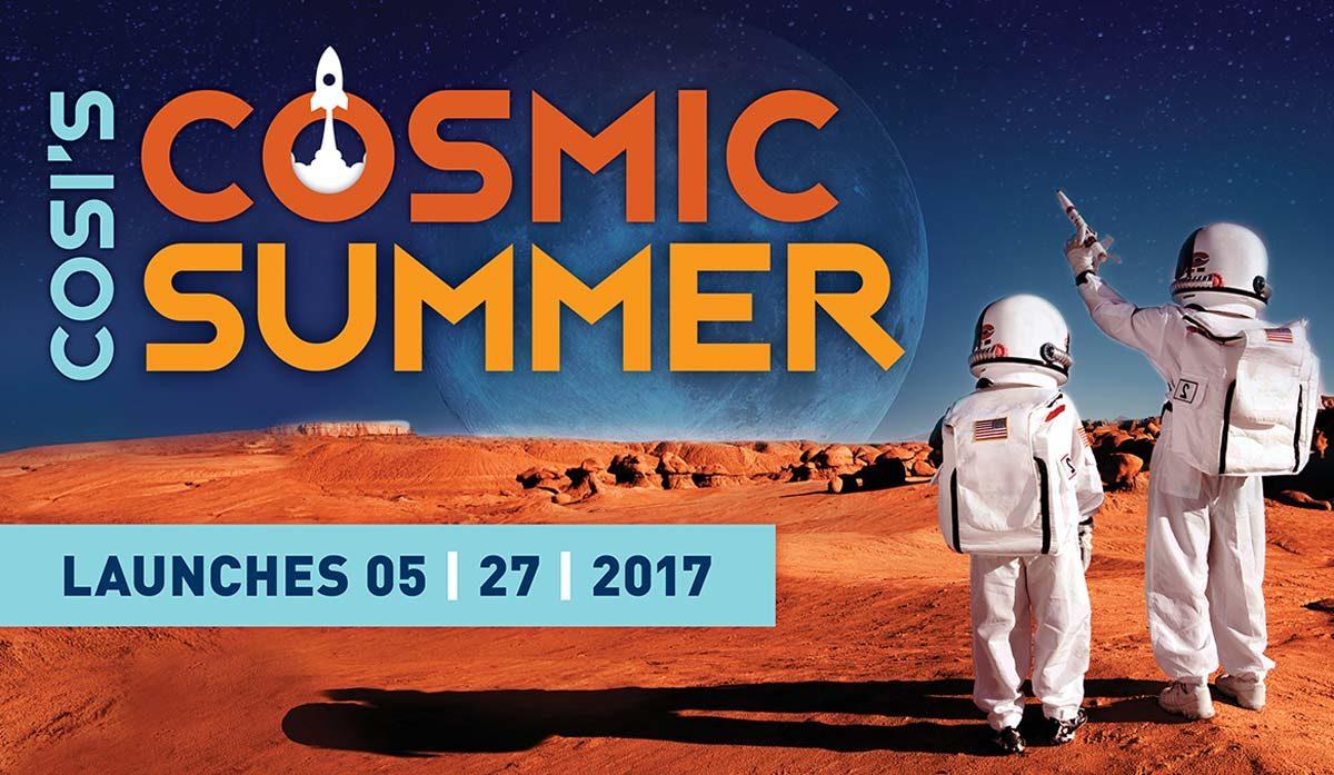 Cosmic Summer Cosi