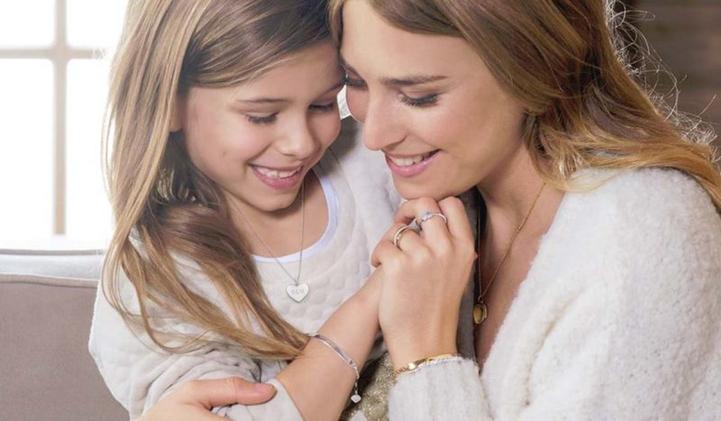 THOMAS SABO Engravable Mother's Day Jewelry