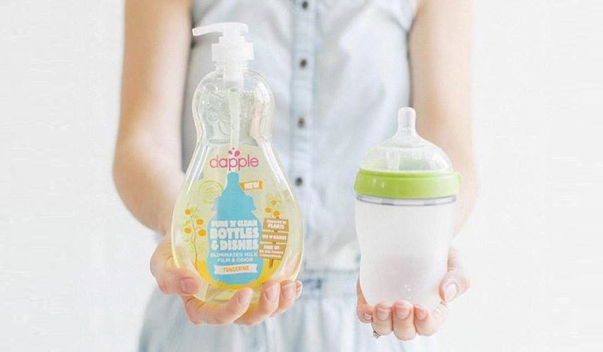 Dapple Pure 'N' Clean Dish Liquid