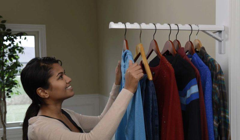 hangerjack clothes hanger organizer