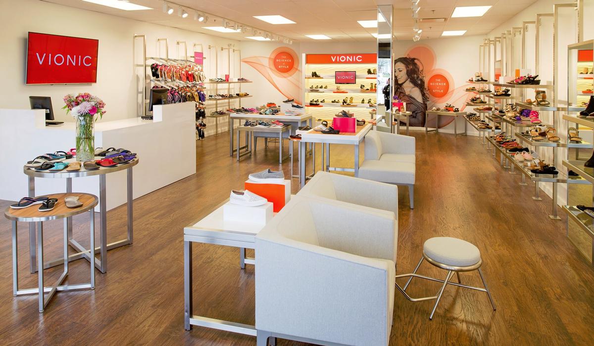 new Vionic Store Fairlawn Ohio