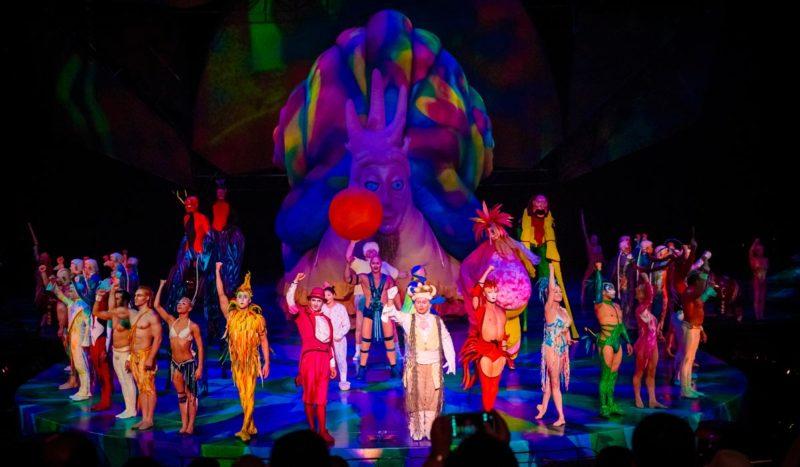 Cirque du Soleil Las Vegas Mystère Review
